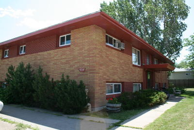 Great Falls  Multi Family Home For Sale: 4224 Central Avenue