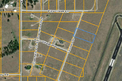 Lincoln County Residential Lots & Land For Sale: Nhn Luciano Drive