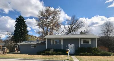 Missoula Single Family Home For Sale: 2607 South 7th Street West