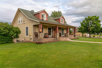 Flathead County Single Family Home For Sale: 25 Harvest Lane