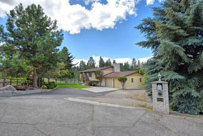 Missoula Single Family Home For Sale: 6445 South Meadowwood Lane