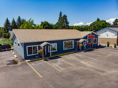 Flathead County Commercial For Sale: 906 9th Street West