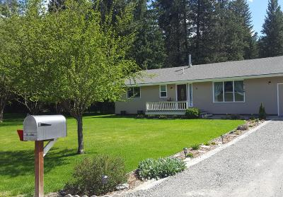 Lincoln County Single Family Home Under Contract with Bump Claus: 16 Libby Road