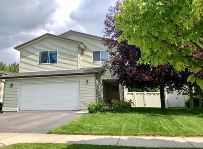Kalispell Single Family Home For Sale: 135 Getty Drive