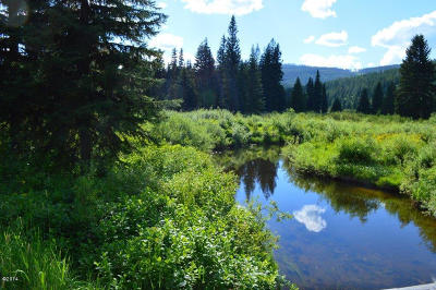 Whitefish Residential Lots & Land For Sale: 4830 Star Meadows Road