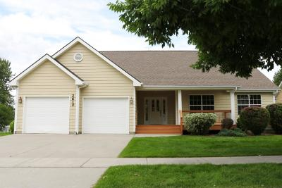 Missoula MT Single Family Home For Sale: $350,000