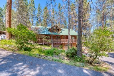 Darby Single Family Home For Sale: 446 Tin Cup Road