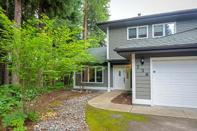 Columbia Falls Single Family Home For Sale: 736 Seminole Lane