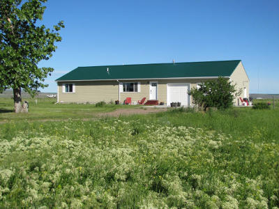 Ulm Single Family Home For Sale: 212 Old Us Hwy 91