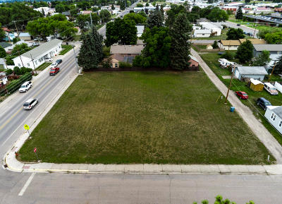 Polson Residential Lots & Land For Sale: 205, 207 7th Avenue
