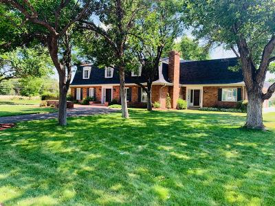 Great Falls, Black Eagle, Belt, Ulm Single Family Home Under Contract with Bump Claus: 8 Park Garden Estates