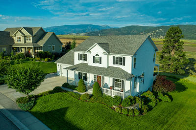 Missoula MT Single Family Home For Sale: $485,000