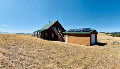 White Sulphur Springs Single Family Home For Sale: 168 Newlan Creek Trail