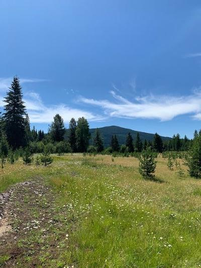 Lincoln County Residential Lots & Land For Sale: Nhn North Fork Yaak River Road