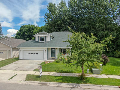 Missoula MT Single Family Home For Sale: $299,900