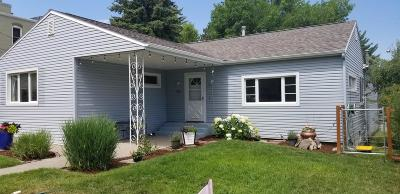 Helena Single Family Home For Sale: 510 Holter Street