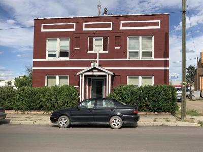 Multi Family Home For Sale: 120 6th Avenue North