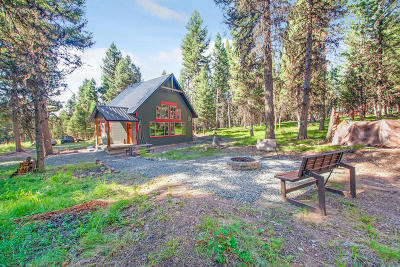 Seeley Lake Single Family Home For Sale: 336 Evergreen Drive