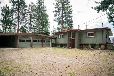 Bigfork Single Family Home For Sale: 14376 Summit Drive