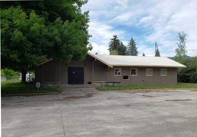 Lincoln County Single Family Home For Sale: 105 Conifer Road