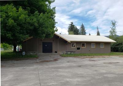 Lincoln County Commercial For Sale: 105 Conifer Road