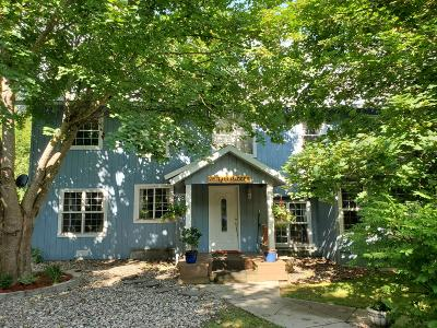 Lincoln County Single Family Home Under Contract with Bump Claus: 1380 Twilight Lane