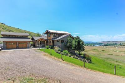 Great Falls Single Family Home For Sale: 88 Marmot Lane