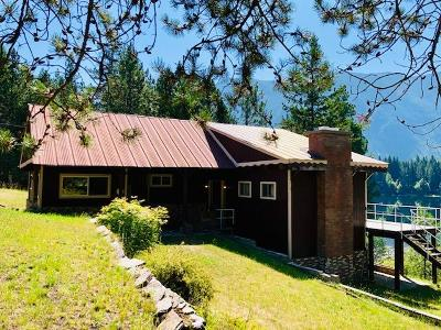Lincoln County Single Family Home For Sale: 261 North Milnor Lake Road