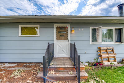 Hamilton Single Family Home Under Contract Taking Back-Up : 218 Werth Lane