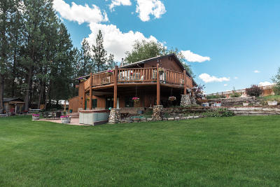Columbia Falls, Hungry Horse, Martin City, Coram Single Family Home For Sale: 525 Painted Mountain Drive