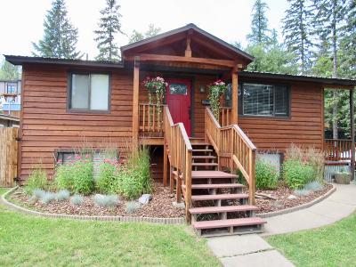 Whitefish Single Family Home For Sale: 240 Dakota Avenue