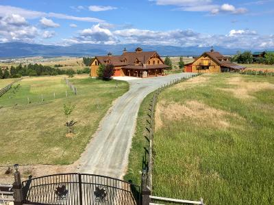 Eureka, Rexford Single Family Home For Sale: 365 Wild West Drive