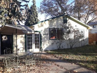 Polson Single Family Home For Sale: 805 12th Avenue East