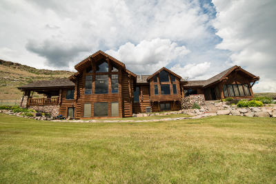 Great Falls Single Family Home For Sale: 86 Sunflower Lane