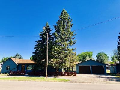 Fort Benton Single Family Home For Sale: 1011 21st Street