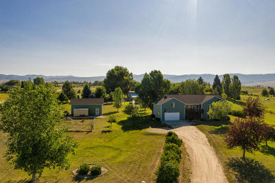 Stevensville Single Family Home For Sale: 496 Wines Way