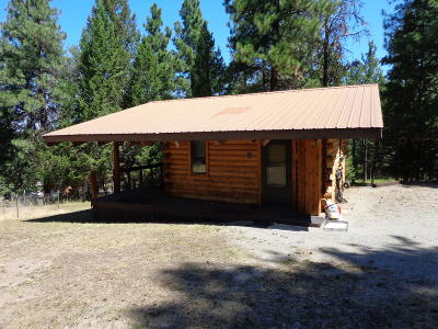 Eureka, Rexford Single Family Home For Sale: Mountain Drive