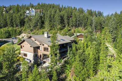 Whitefish Single Family Home For Sale: 40 Fairway View