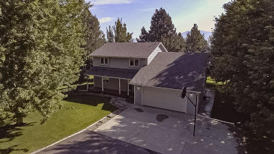 Florence Single Family Home Under Contract with Bump Claus: 6300 Lone Moose Court
