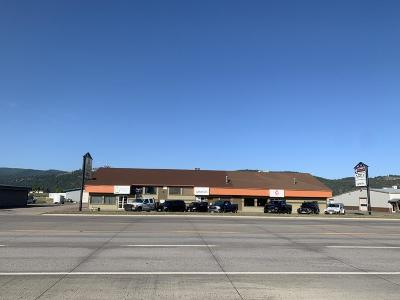 Flathead County Commercial For Sale: 2450 Highway 93 South