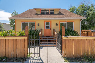 Missoula Single Family Home For Sale: 2223 South 3rd Street West
