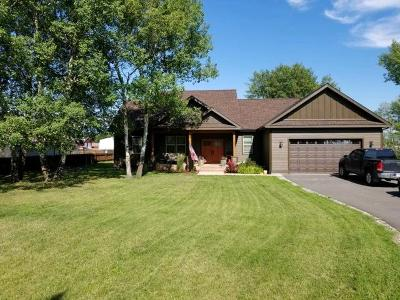 Kalispell Single Family Home For Sale: 33 Big Sky Boulevard