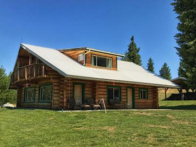 Sanders County Single Family Home For Sale: 28 Forty-Niner Lane
