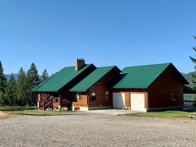 Trout Creek Single Family Home For Sale: 17 Tranquil Lane