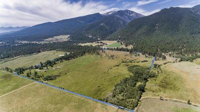 Stevensville Residential Lots & Land For Sale: 344 North Kootenai Creek Road