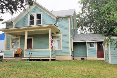 Saint Ignatius MT Single Family Home For Sale: $115,000