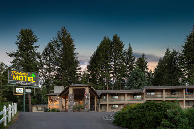 Flathead County Commercial For Sale: 8540 Mt Hwy 35