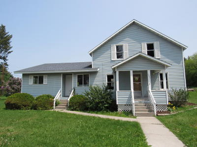 Lake County Single Family Home For Sale: 1211 6th Street East