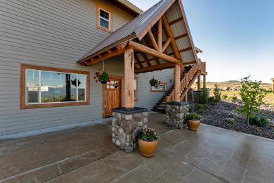 Stevensville Single Family Home For Sale: 855 Hegson Drive