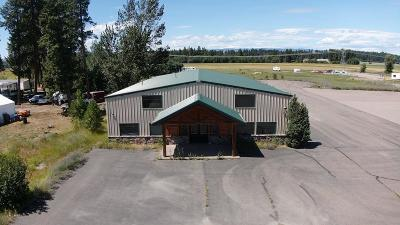 Flathead County Commercial For Sale: 3130 U.s. Hwy 2 East